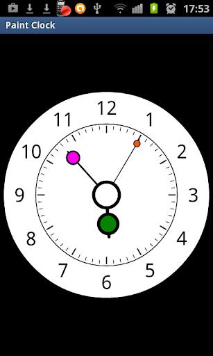 【免費工具App】油漆時鐘-APP點子