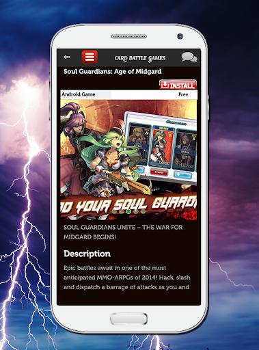 玩動作App|Card Battle Games免費|APP試玩