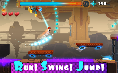Rock Runners- screenshot thumbnail