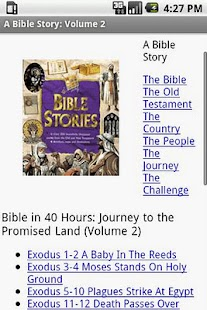 iBible Story: Volume 2 - screenshot thumbnail