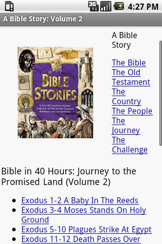 iBible Story: Volume 2 - screenshot