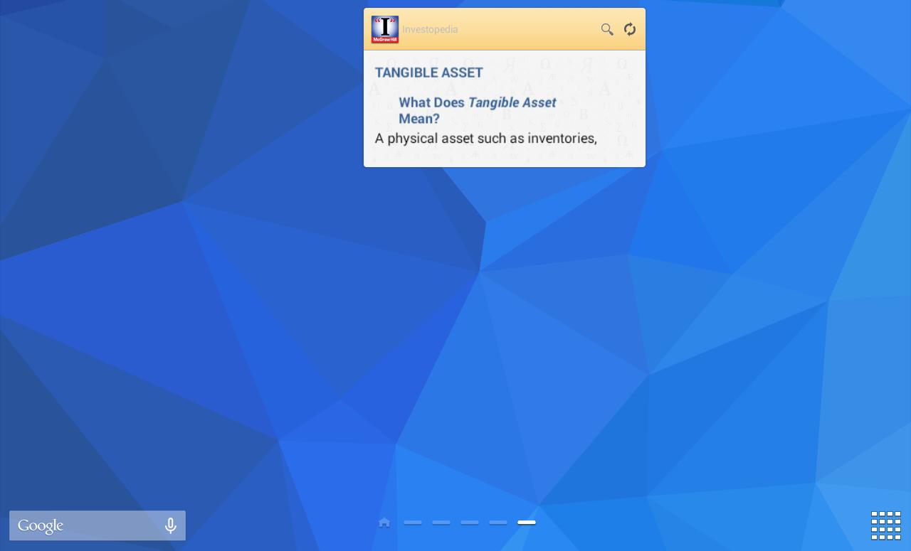 The (I) Investopedia Guide - screenshot