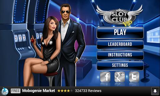Slot Club VIP