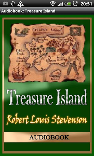 Audiobook: Treasure Island
