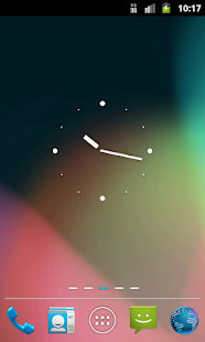 GOLauncher EX Theme Jelly Bean - screenshot thumbnail