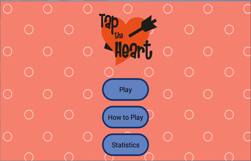 Tap the heart