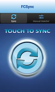 FCSync-Sync Contacts