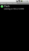 Screenshot of IR Blaster