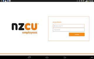 Screenshot of EmployeesCU