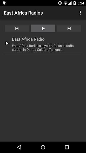 East Africa Radios