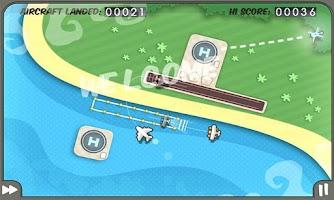 Screenshot of Flight Control Demo
