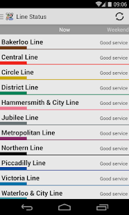 Tube Map Pro Live Underground - screenshot thumbnail