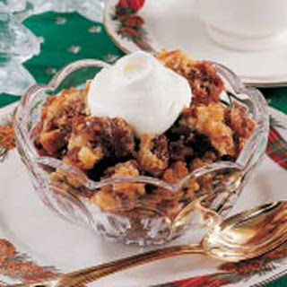 Date Pudding.