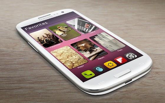 Ubuntu Touch on Samsung Galaxy S3