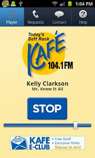 104.1 KAFE - screenshot thumbnail
