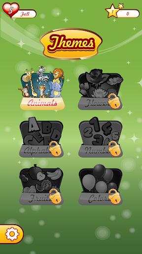Kids Memory Game 1.0.6 screenshots 1