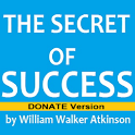 The Secret of Success - DONATE icon