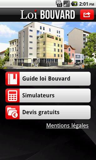 Loi Bouvard
