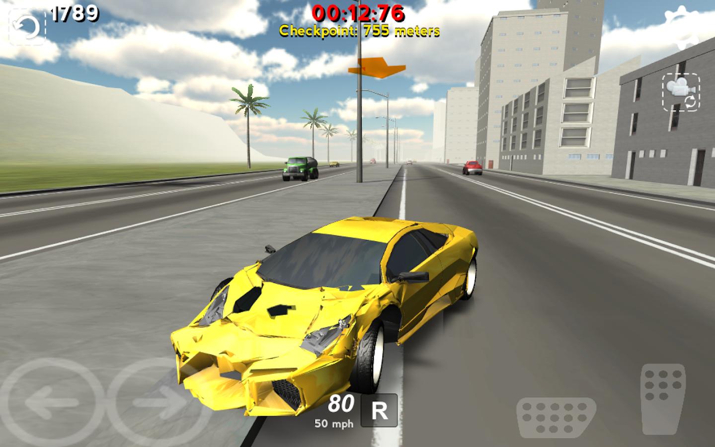 Play Free Roam Car Games