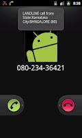 Screenshot of ShaPlus Caller Info Donate