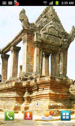 Wallpaper Khmer