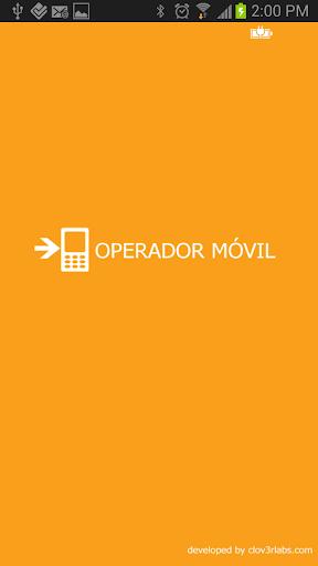 Operador Móvil