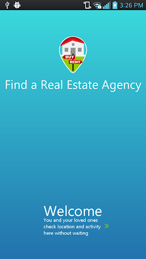 Find A Real Estate Agency