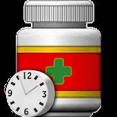 AlarMeds alarm meds reminder