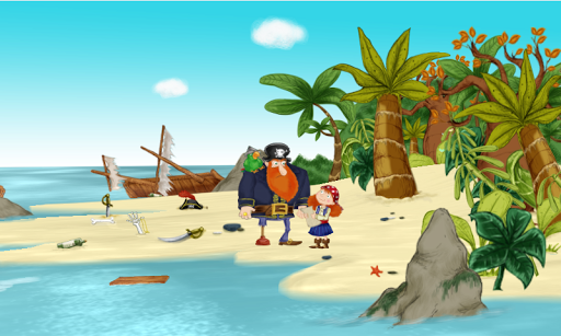 Alizay Pirate Girl