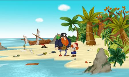 Alizay, pirate girl Screenshot 1