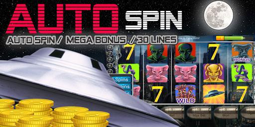 UFO Slot Machine - Casino