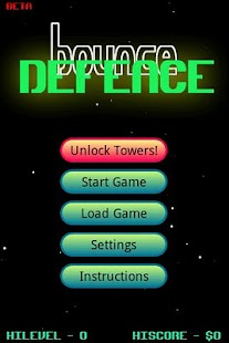 Bounce Defense- screenshot thumbnail
