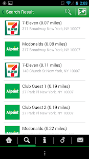 Allpoint® - Surcharge-Free ATM - screenshot thumbnail