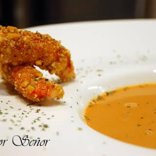 Cream of Shrimp Soup.