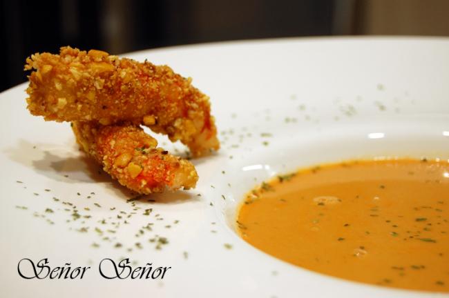 Cream of Shrimp Soup Recipe
