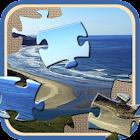 New Zealand Jigsaw icon