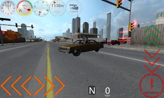 Screenshot of Taxi Driver