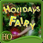 Holidays Fairy Hidden Objects icon