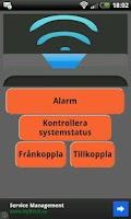 Screenshot of Sms Remote Control GSM