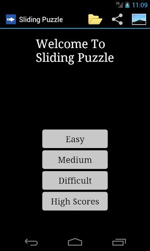 Sliding Photo Puzzle