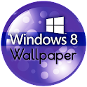 Windows 8 خلفيات logo