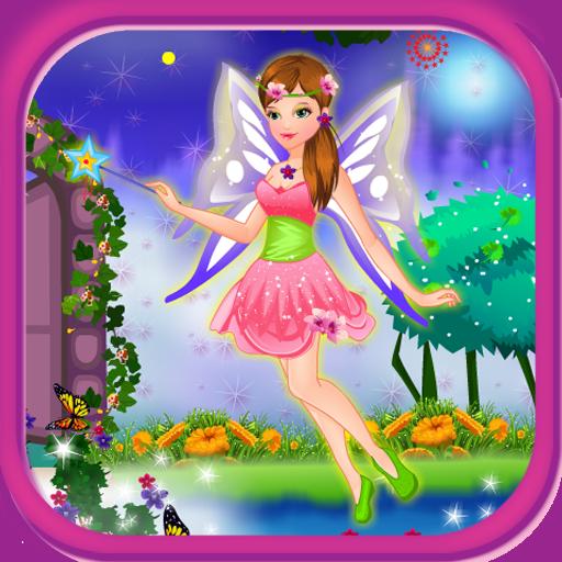 新的一年里的童话女孩游戏 休閒 App LOGO-APP開箱王