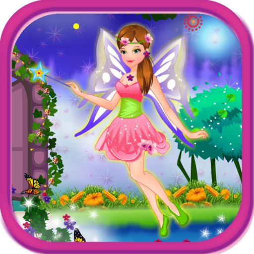 New year fairy girls games