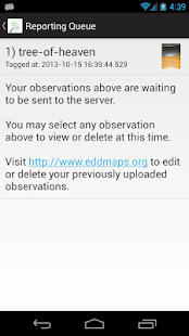 EDDMapS Ontario- screenshot thumbnail