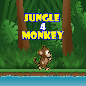 Jungle Monkey 4 for PC and MAC