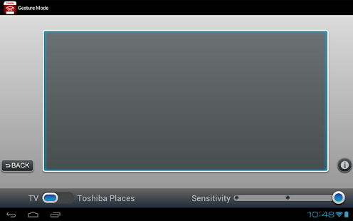 Toshiba Remote - screenshot thumbnail