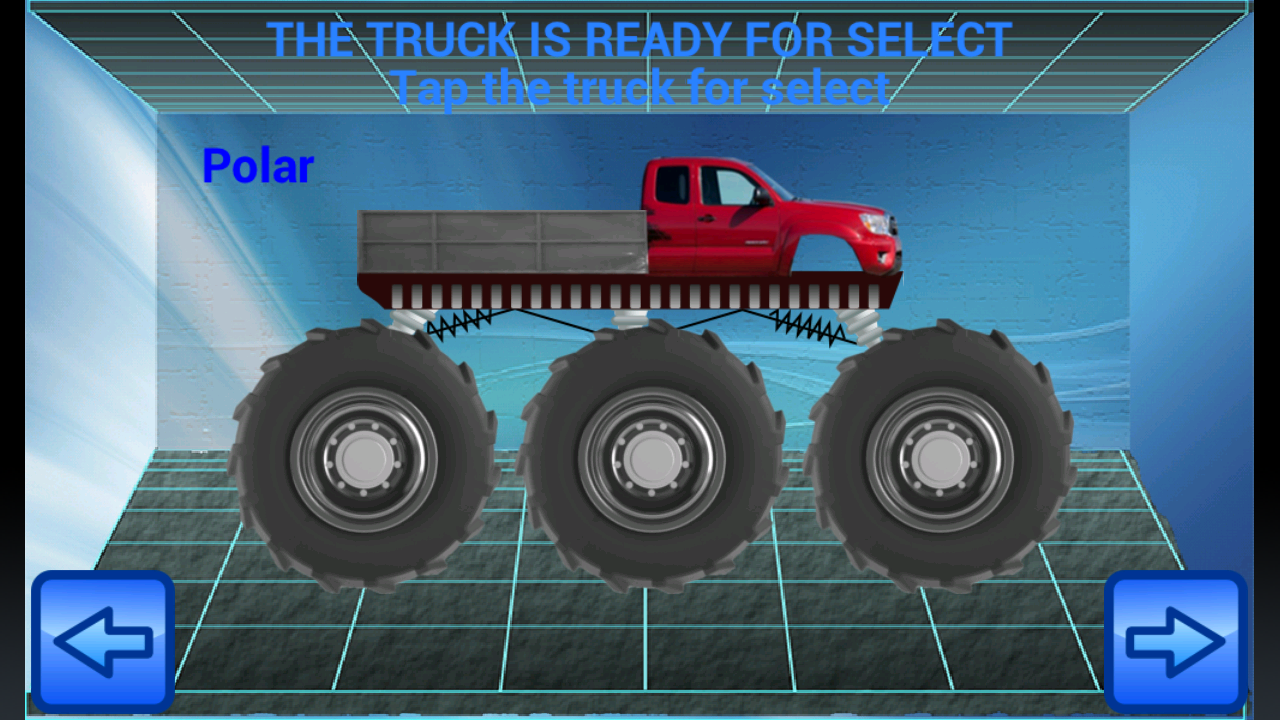 Truck adventure free - screenshot