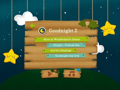Goodnight 2 - Baby Lullaby - náhled