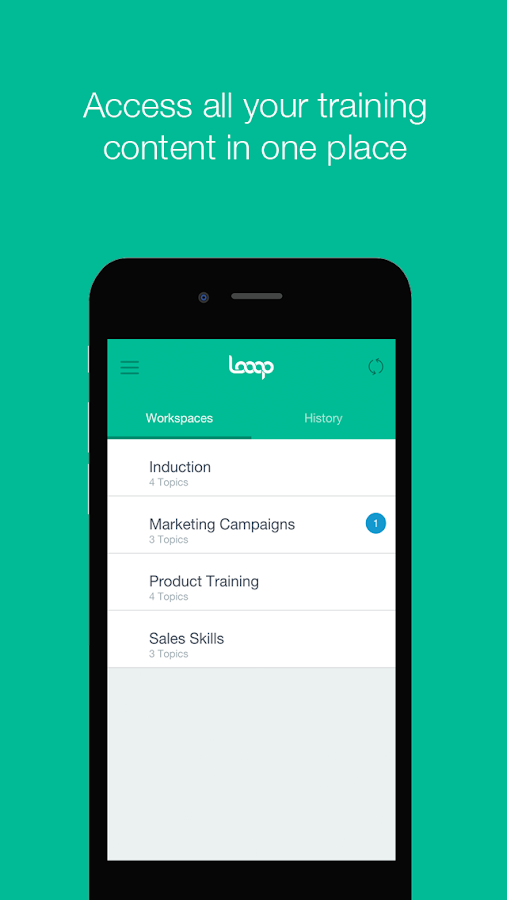Looop Mobile- screenshot