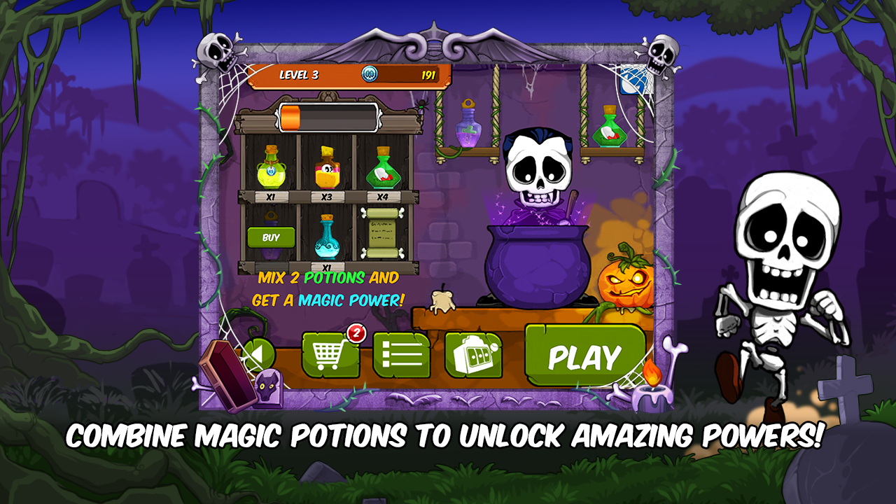 Boney The Runner - screenshot
